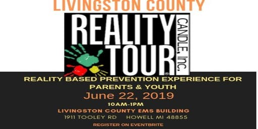 LIVINGSTON COUNTY REALITY TOUR- Saturday June 22 2019