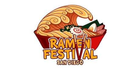 San Diego Ramen Festival 2019 tickets