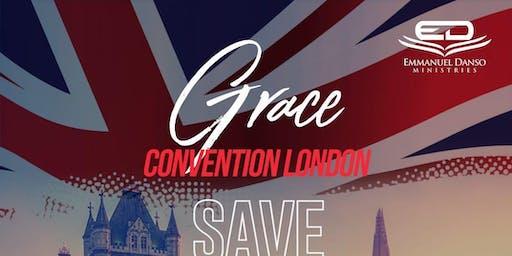 Grace Convention London 2019
