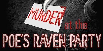 Murder Mystery 'Poe' Dinner at Vinos on Galt