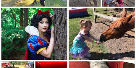 Snow White, horse rides, bounce house, more! tickets