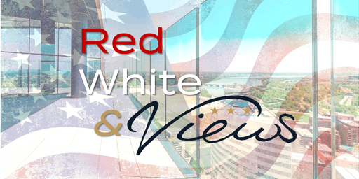 Red, White & Views: Independence Day Rooftop Celebration!