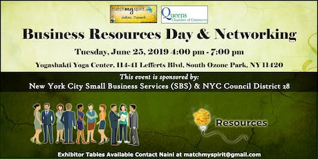 Business Resources Day & Networking tickets