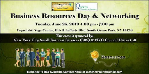 Business Resources Day & Networking
