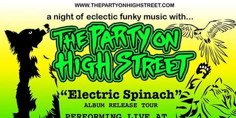 The Party On High Street w/ Kimbery McGergor and The Jay Gilday Band tickets