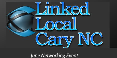 Linked Local in Cary Networking Social tickets