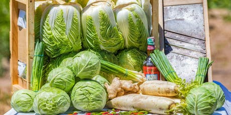 Kimchi and Sauerkraut tickets