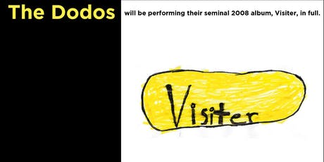 The Dodos performing Visiter tickets