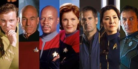 Geek Girls Present: Star Trek Brunch tickets