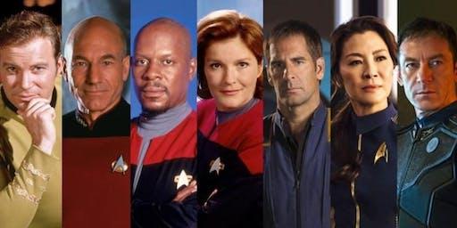 Geek Girls Present: Star Trek Brunch
