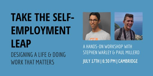 Taking The Self-Employment Leap