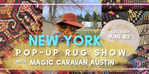 Magic Caravan Pop-Up in Greenpoint
