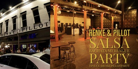 4th of July Salsa and Bachata party at Henke & Pillot Downtown! tickets