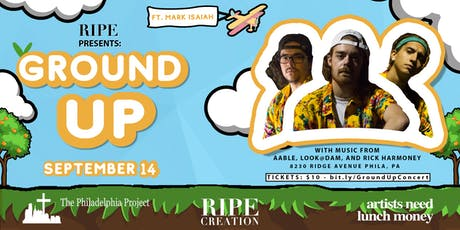 Ground Up tickets
