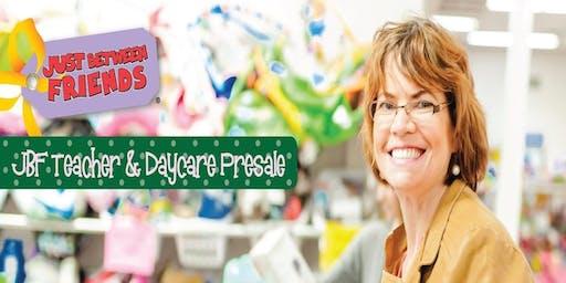 Teacher Presale Ticket (Free)| JBF Fall 2019 Kid's Clothes & Toy Sale