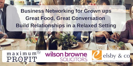 Rushden Networking Lunch tickets