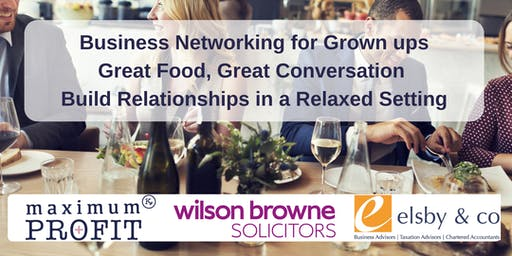 Rushden Networking Lunch