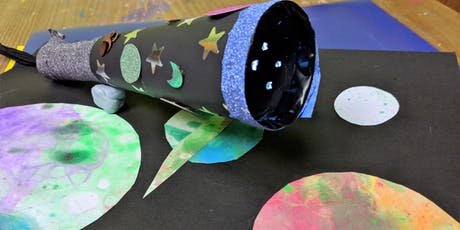 Summer of Space: DIY Constellation Projectors tickets