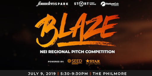 BLAZE: NEI Regional Pitch Competition