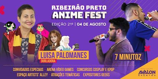 21º Ribeirão Preto Anime Fest