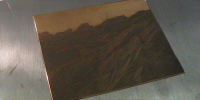 Printmaking Workshops - Soft Ground Etching