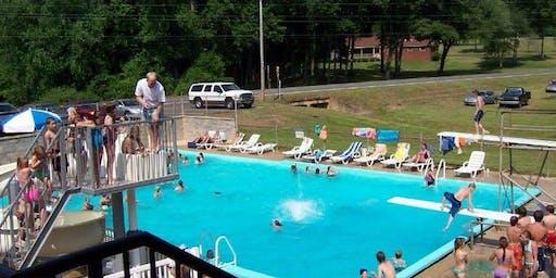 Crystal Springs Pool   4-H Summer Fun