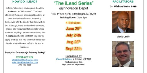 4-Part iLead Series: HOW DO I LEAD?