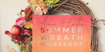Summer Wreath Workshop