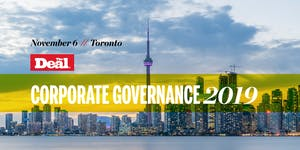 Corporate Governance Canada 2019