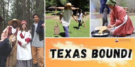 Texas Bound! tickets