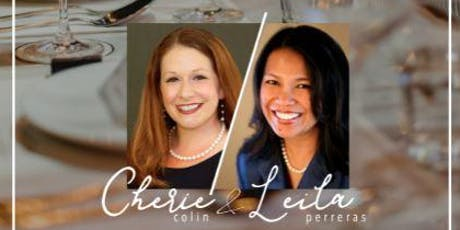 """Cherie & Leila's """"Fun"""" Fundraiser for Skyline College Students! tickets"""