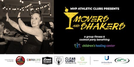 MVP MOVERS & SHAKERS tickets