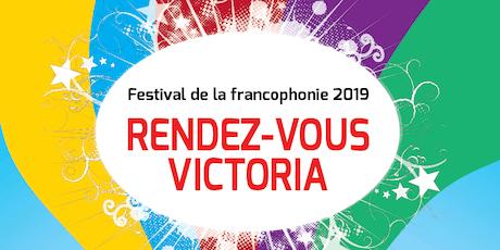 Rendez-vous Victoria 2019 tickets