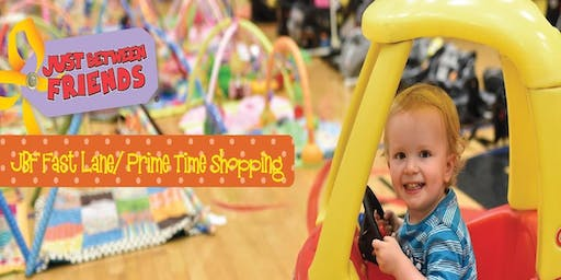 Prime Time Shopping Ticket $10 | JBF Fall 2019 Kid's Clothes & Toy Sale