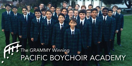 Pacific Boychoir Academy at The Cathedral Church of St Anne tickets