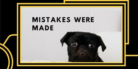 Mistakes Were Made: Storytelling about failure tickets