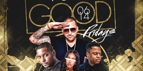 FEEL GOOD FRIDAYS AT CLUB CAVALI tickets