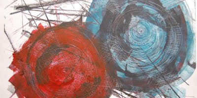 Printmaking Workshops - Drypoint and Monotype