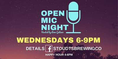 Stoudts Open Mic Night