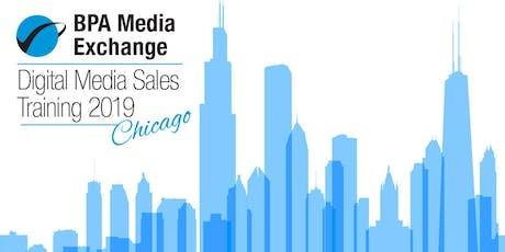 BPA Media Exchange - Digital Media Sales Training - Chicago tickets