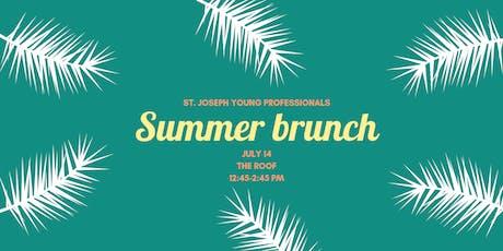 St. Joseph's Young Professionals Summer Brunch tickets