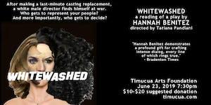 Whitewashed - by Hannah Benitez