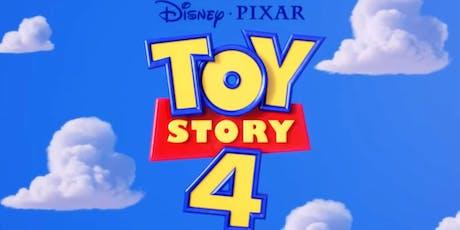 Toy Story 4 Movie Night tickets