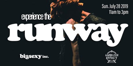 Experience the Runway: Model Call tickets