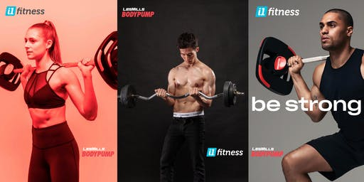 FITNESS SMART START with Lesmills BODYPUMP