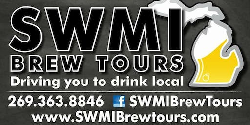 Brewery / Winery Tour - Pick up in South Haven, MI