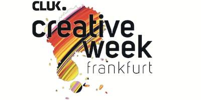 Creative Week Frankfurt - Design Future Now