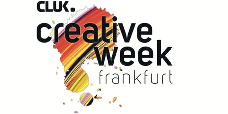 Creative Week Frankfurt - Design Future Now Tickets