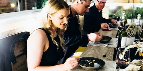 Long table pop-up dinner tickets