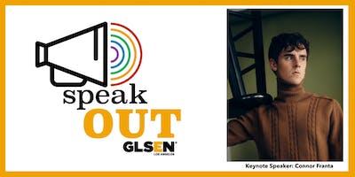 GLSEN LA presents Speak OUT!